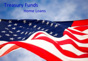 Contact Us Treasury Funds Home Loans Logo